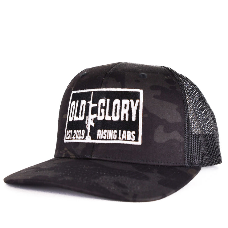 Old Glory Hat - Rising Labs