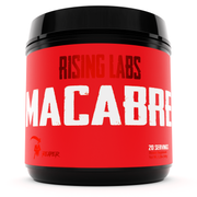 Macabre Ultimate Preworkout - Rising Labs