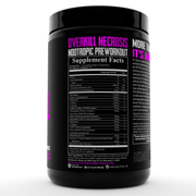 Overkill Necrosis Nootropic Preworkout - Rising Labs