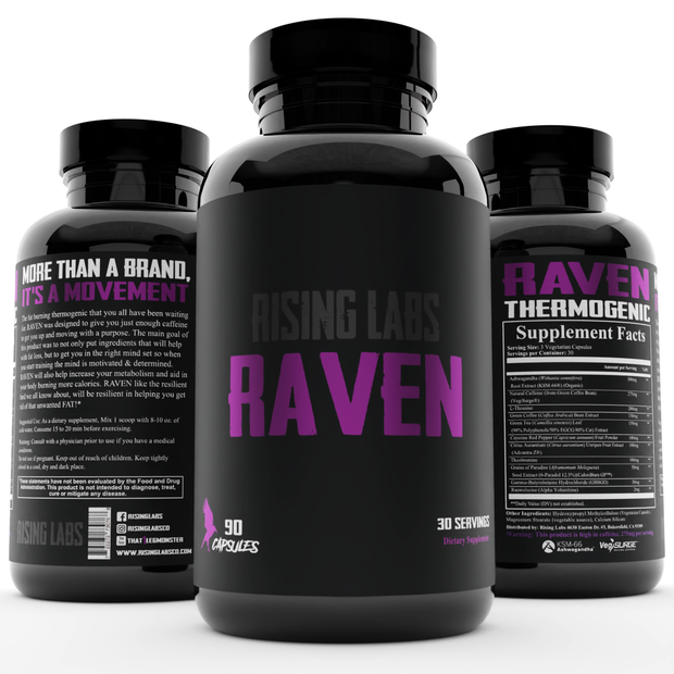 Raven Thermogenic - Rising Labs