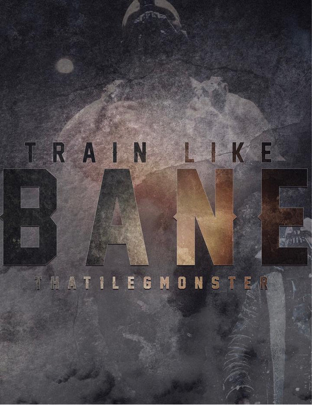 Train Like Bane Stack - 2 Primitive + Free Program (74.99 value) - Rising Labs