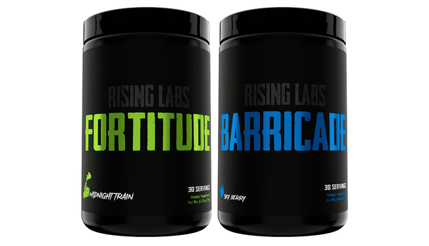 RECOVERY STACK - 15% OFF - Rising Labs