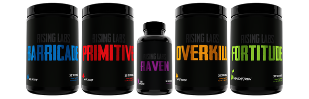 Ultimate Stack - 20% OFF - Rising Labs