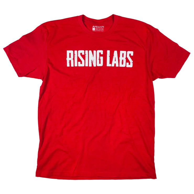 Red Die Beneath The Bar - Rising Labs