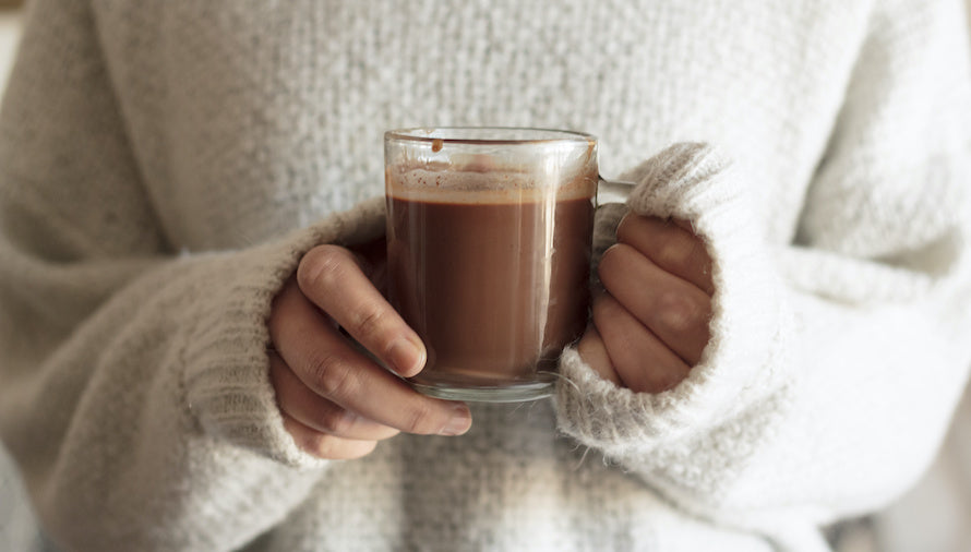 Collagen chilli hot chocolate
