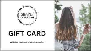 Simply Collagen gift card