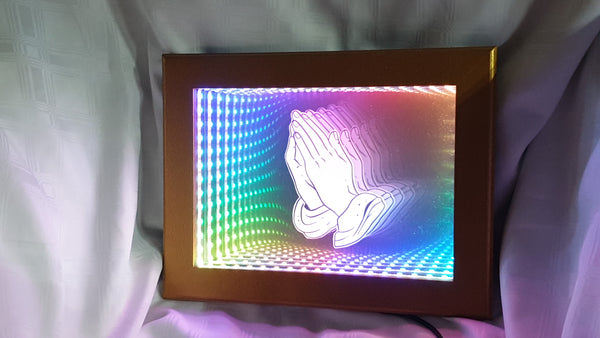 A4 Infinity Mirror.
