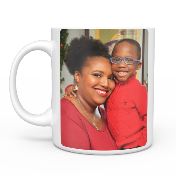 Personalized Custom Photo Mug - Best Mom Forever