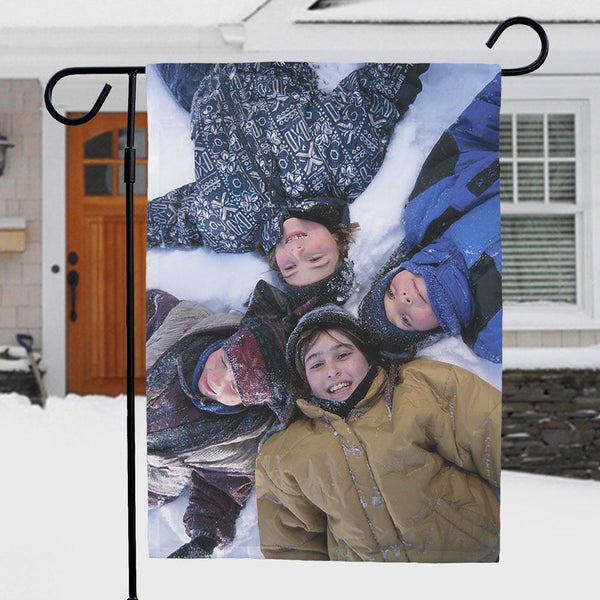 Outdoor Photo Garden Flag