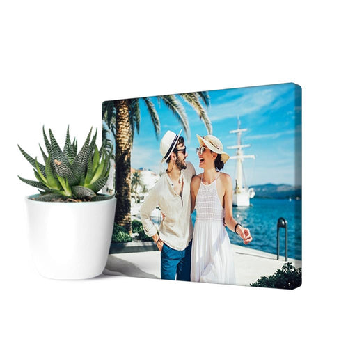 Custom Photo Wall Art Painting Canvas
