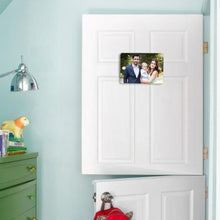 Custom Photo Door Signs Personalized House Signs Plates Door Plates Square - Family