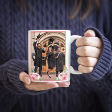 Graduation Gift Custom Photo Mug