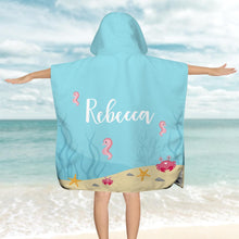 Personalized Bath Towels Beach TowelMonogrammed Towels Children's Bath Towel