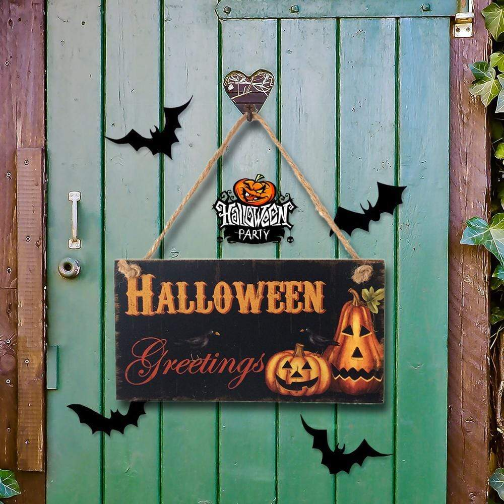 Halloween Party Decoration Door Decor