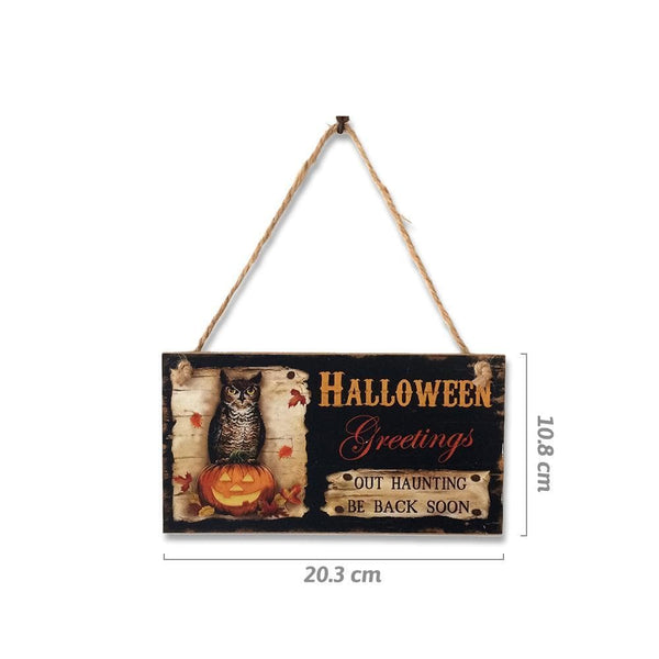 Halloween Party House Decoration For Door