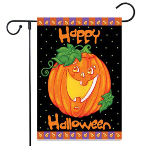 Autumn Garden Halloween Flags Outdoors Decorative for Home Garden Yard