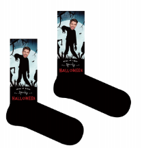 Custom Photo Socks With Your Funny Face Personalized Face Halloween Gifts For Family