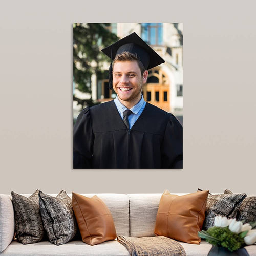 Graduation Gifts - Custom Photo Canvas Prints Gifts