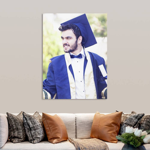 Graduation Gifts - Custom Photo Canvas Prints Personalized Gifts