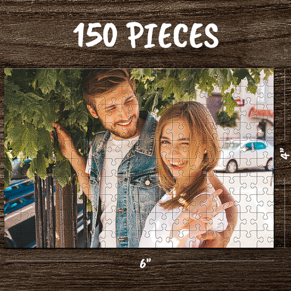 Mother's Day Gifts - Custom Photo Jigsaw Puzzle Best Gifts 35-1000 Pieces