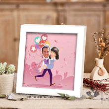Perfect Gift Custom Photo Frame Home Decoration Stereoscopic