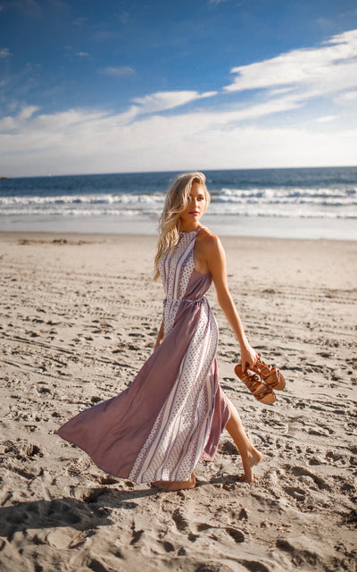 MADE WITH LOVE MAXI DRESS