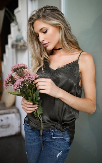 ROMANTIC CAMI TOP