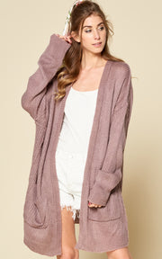 KEEPING IT CASUAL OVERSIZED CARDIGAN