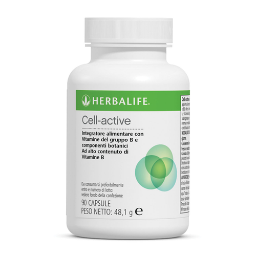 Integratore Alimentare HERBALIFE - Cell Active 90 compresse