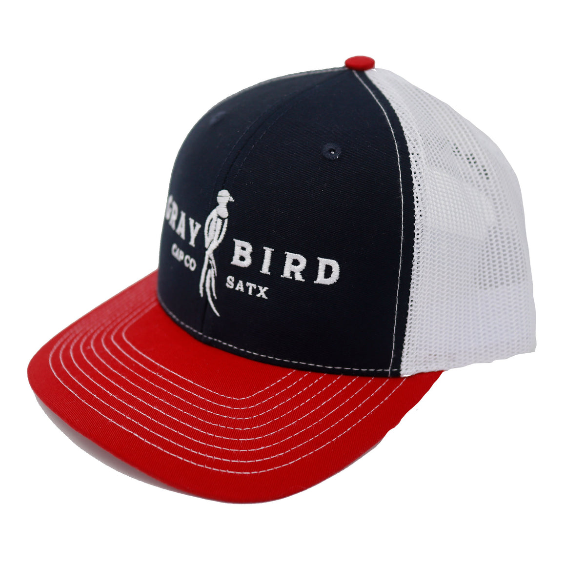 Patriotic Trucker Cap
