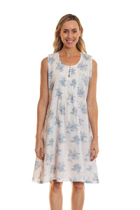 Stella Cotton Sleeveless Nightie