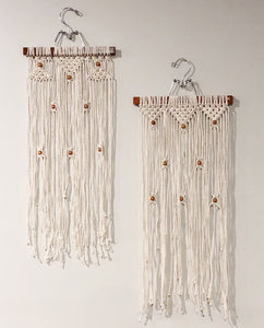 Handmade Macrame Wall Hanging Set