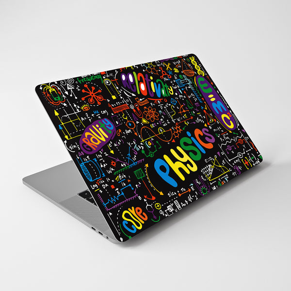 Physics MacBook Hard Shell Case - Simple Mindset