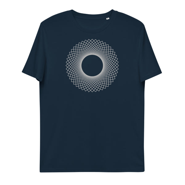 Geometric Inspiration Unisex Organic Cotton T-Shirt | Simple Mindset