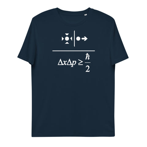 Physics Unisex Organic Cotton T-Shirt | Simple Mindset