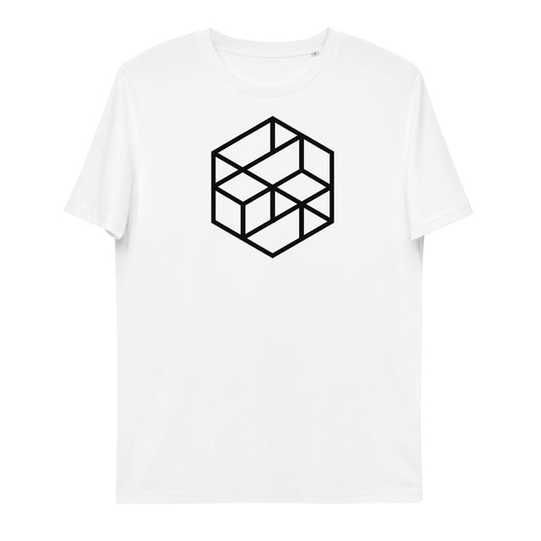 Mosaic Unisex Organic Cotton T-Shirt | Simple Mindset - Simple Mindset
