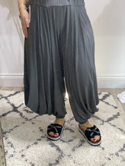 Skinny Bottom Hareem pocket Trousers Ali Baba Pants