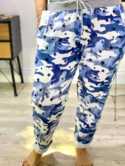 Magic Stretch Jogger Camo Jogger Star print