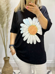 Daisy T Short Sleeve T shirt