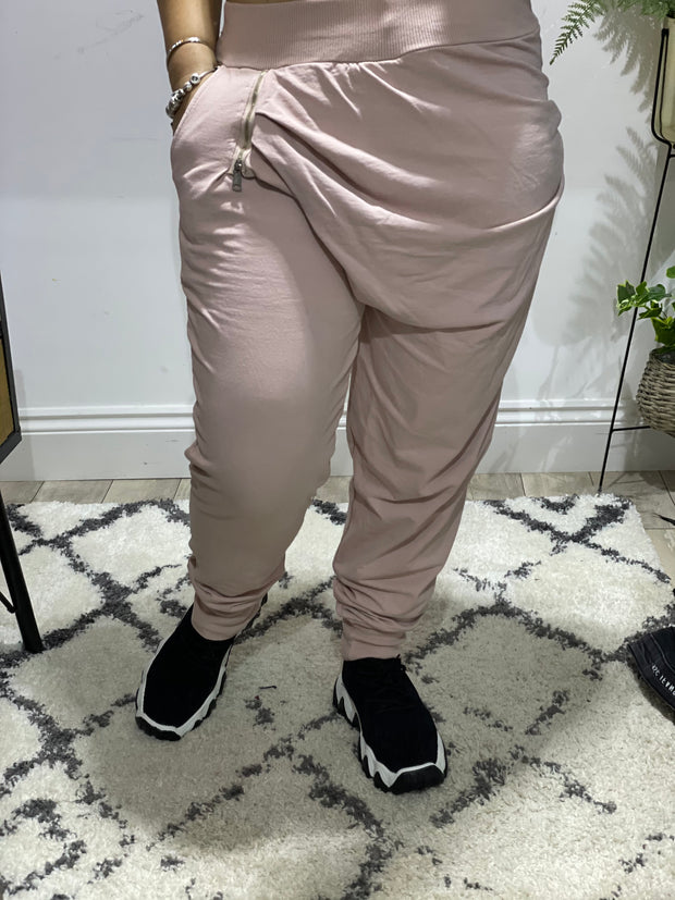 The Ultimate Harem Front Jogging Pants