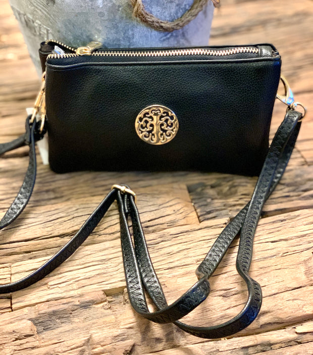 Designer Inspired Cross Body Mulberry Style Bag or Purse