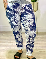 Magic Tracksuit Jogger Patterned Cargo Pants