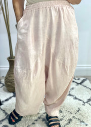 Eden Hannah Hareem Baggy Pants Trousers Bottoms