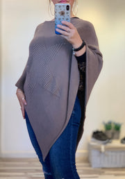 Super Soft Star Poncho offer of the week