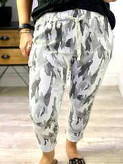 Magic Jogger Camouflage Drawstring lounge Bottoms