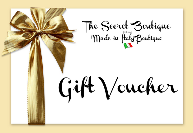 Secret Boutique Gift Card