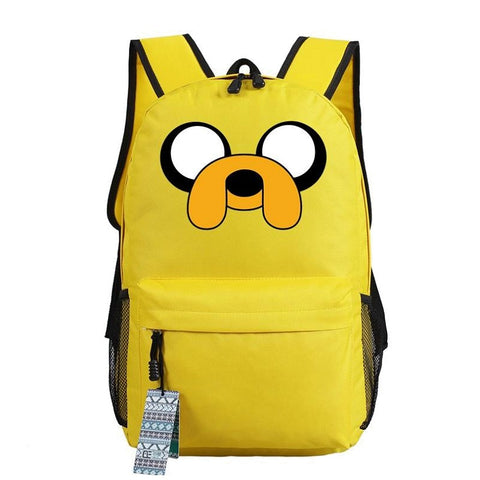 Adventure Time Jake The Dog Backpack