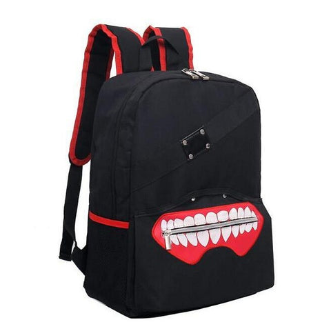 Tokyo Ghoul Anime Mouth Backpack