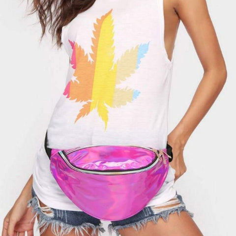 Holographic Fanny Pack Model