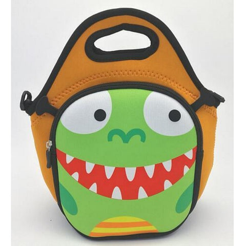 Kids Lizard Lunch Bag